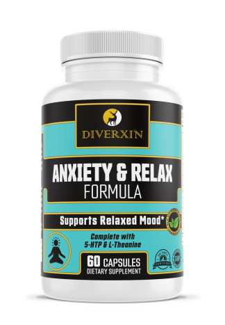 Anxiety Relief Formula
